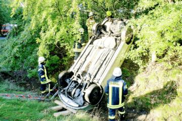 Schwierige Unfallszenarien beim Rescue Day